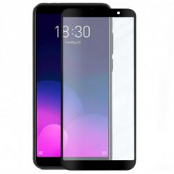 Bildschirmschutz aus Hartglas fürs Handy Meizu M6t Extreme 2.5D