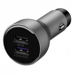Huawei Cargador USB para Coche 2 Puertos Metalizado