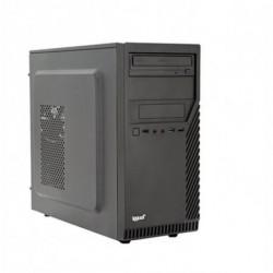 iggual PC de bureau PSIPCH423 i3-8100 8 GB RAM 1 TB HDD W10 Noir