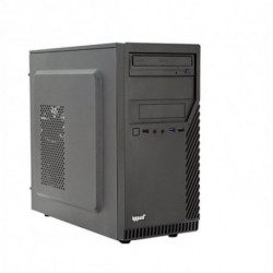 iggual PC de Sobremesa PSIPCH423 i3-8100 8 GB RAM 1 TB HDD W10 Negro