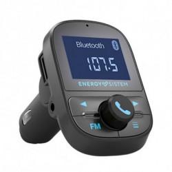 Energy Sistem Lecteur MP3 et émetteur FM Bluetooth pour voiture 447268 USB Noir