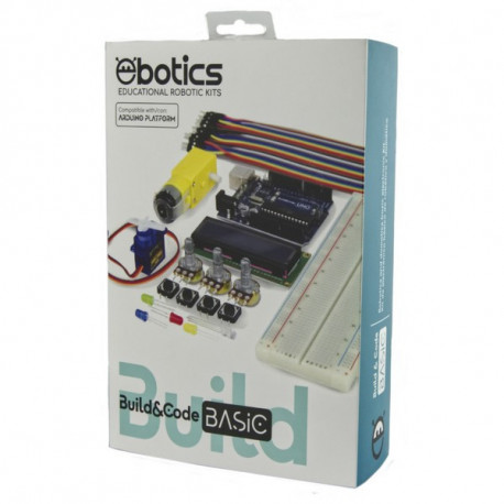 Elektronischer Bausatz Build & Code Basic