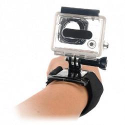 Imbracatura da Polso per Fotocamera Sportiva Nero