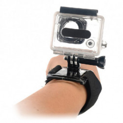 Wrist Harness for Sports Camera Black