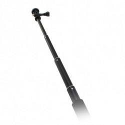 Selfie-stick para a Câmara Desportiva Preto