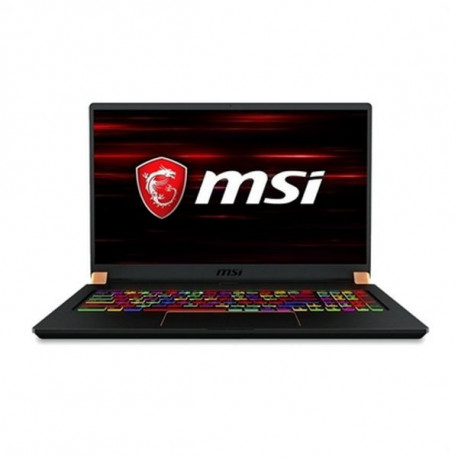 MSI GS75 Stealth 9SG-267E Black Notebook 43.9 cm (17.3) 1920 x 1080 pixels 9th gen Intel® Core™ i7 i7-9750H 32 GB 9S7-17G111-267