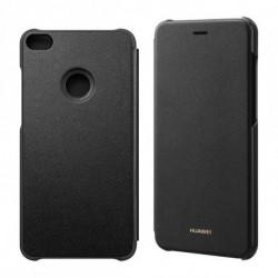 Huawei Handy Klapptasche P Smart Schwarz