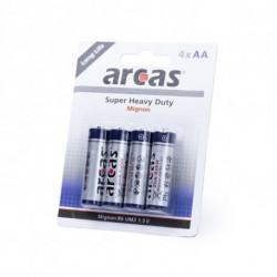 Pilas AA/R06 1,5V (4 uds) 142308 AA/R06
