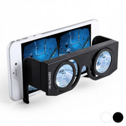 Gafas de Realidad Virtual 145189 Negro