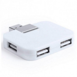 Hub USB 4 Portas 145577 Branco
