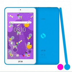 SPC Tablette Laika 9743108 7 Quad Core 1 GB RAM 8 GB Bleu