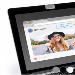 Couvercle pour Webcam 145801 Blanc