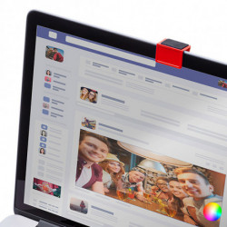 Copertura per Webcam 145740 Azzurro