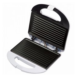 Sandwichera Grill COMELEC SA1205B 700W Blanco