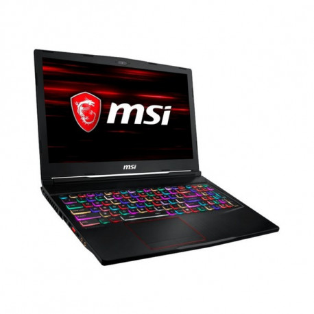 MSI Gaming portable computer GE63-626ES 15,6 i7-9750H 32 GB RAM 1 TB SSD Black 9S7-16P722-626