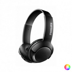 Philips SHB3075RD/00 auricular para telemóvel Binaural Fita de cabeça Vermelho