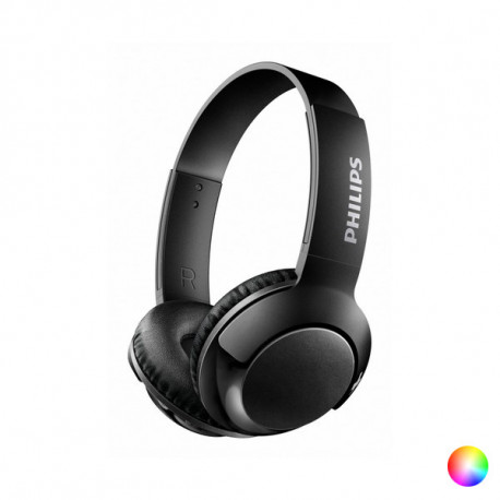 Philips Wireless On Ear Headphone with mic SHB3075WT/00