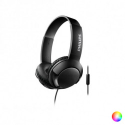Philips SHL3075RD/00 auricular para telemóvel Binaural Fita de cabeça Vermelho