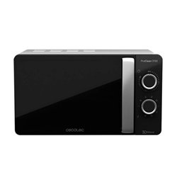 Micro-ondes avec Gril Cecotec ProClean 3150 20 L 700W Noir Argenté