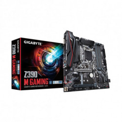 Gigabyte Z390 M Gaming placa base LGA 1151 (Zócalo H4) Micro ATX Intel Z390