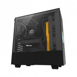 NZXT Caixa Semitorre Micro ATX / Mini ITX / ATX H500 Edition Overwatch USB 3.0 Preto