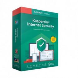 Kaspersky Lab Internet Security 2019 1 année(s) Espagnol KL1939S5KFS-9