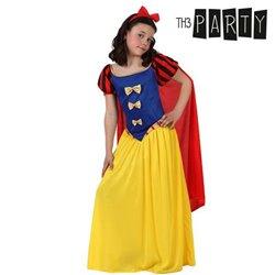 Costume per Bambini Th3 Party Biancaneve 7-9 Anni
