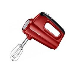 Hand Mixer Russell Hobbs 24670-56 350W Rojo
