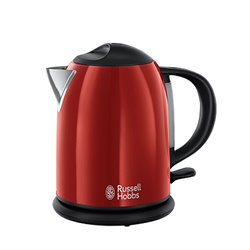 Hervidor Russell Hobbs 20191-70 1 L 2200W Rojo