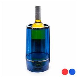 Portabottiglie Trasparente (75 ml) 143833 Azzurro