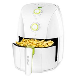 No-Oil Fryer Cecotec Cecofry Compact Rapid (1,5 L) White