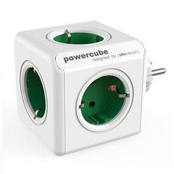 Multipresa Cubo Allocacoc 100-250 V 13-16A Bianco
