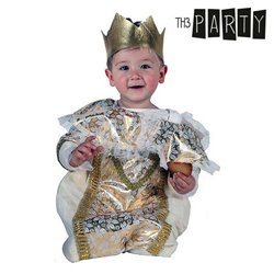 Costume per Neonati Th3 Party 3622 Re magio