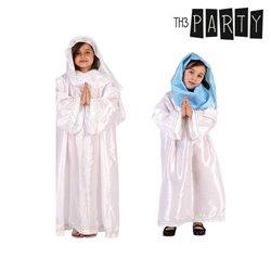 Costume per Bambini Madonna 5-6 Anni