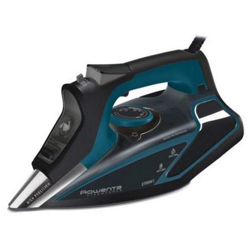 Rowenta Ferro Da Stiro.Rowenta Steam Iron Dw9214d1 2750w Blue Black Dryers Irons And Clotheslines