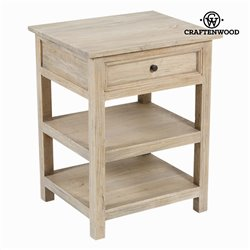 Table d'Appoint Bois mindi (69 x 54 x 46 cm) - Collection Pure Life by Craftenwood