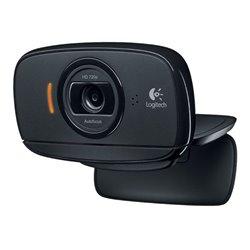 Webcam Logitech C525 HD 720p 8 Mpx PC MAC Nero