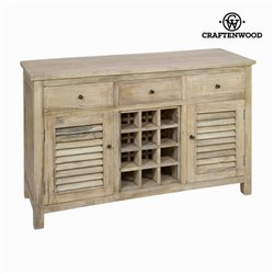 Buffet 2 portes vieilli - Collection Poetic by Craftenwood
