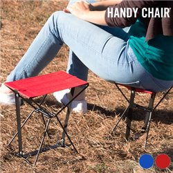 Handy Chair Folding Chair Blue