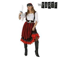 Costume per Adulti Pirata XL