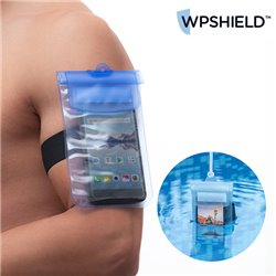 WpShield Waterproof Mobile Phone Case White