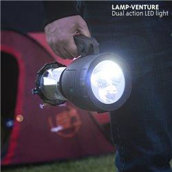 Luce da Campeggio con Torcia Lamp Venture