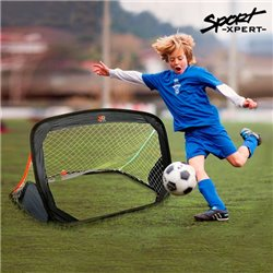 Pop-Up Football Goal