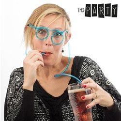 Glasses Drinking Tube