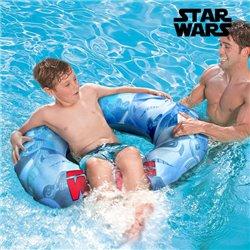 Star Wars Rueda-Flotador Hinchable con Asas