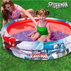 Piscine Gonflable Spiderman