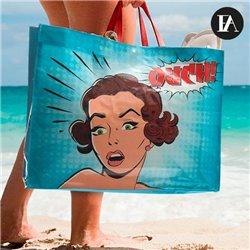 Comic Bubble Handbag Ouch!