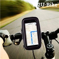 Étui avec Support de Portable pour Vélos U2-Bike