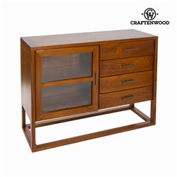Buffet Bois mindi (120 x 90 x 45 cm) - Collection Serious Line by Craftenwood