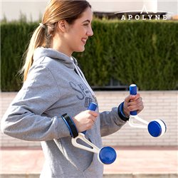 Walk & Weight Hand Weights with Handles (pack of 2)